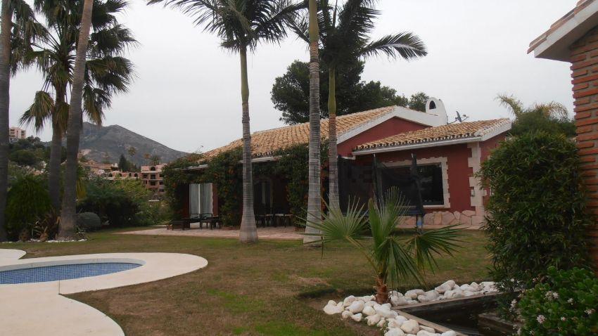 Casa o chalet independiente en venta en Monte coronado
